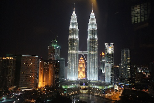 Kuala Lumpur central business district