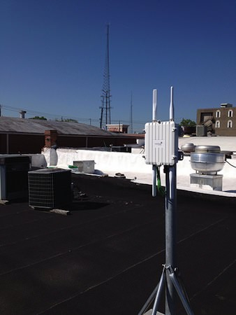 muni wi-fi project in douglasville georgia
