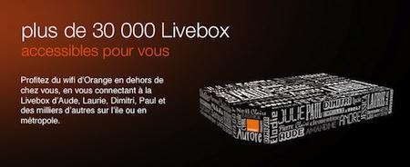 orange france wifi sharing
