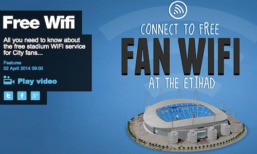 manchester city wifi network