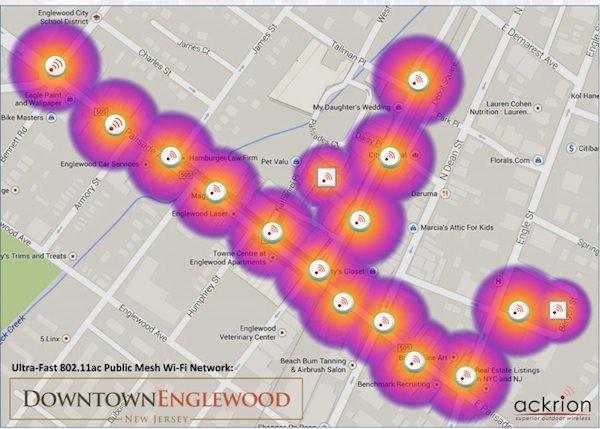 Englewood free Wi-Fi